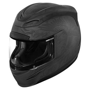 Casque Icon Airmada - Scrawl