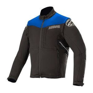 Veste enduro SESSION RACE 2021 Blue Black