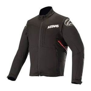 Veste enduro SESSION RACE 2021 Black Red