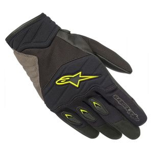 Gants SHORE  Black/yellow