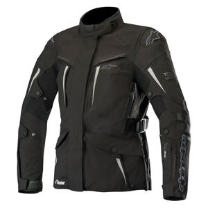 Blouson STELLA YAGUARA DRYSTAR compatible TECH-AIR  Black/anthracite