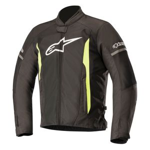Blouson T-FASTER  Black/yellow/fluo