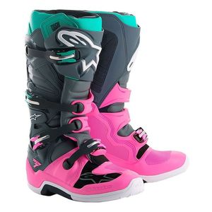 Bottes Cross Alpinestars Tech 7 - Limited Edition - Indy Vice 2018