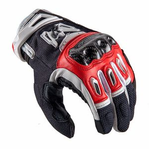 Gants SMX-2 AIR CARBON V2  Black/Red/White
