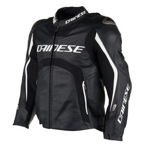 Blouson airbag MISANO D-AIR  Black/white
