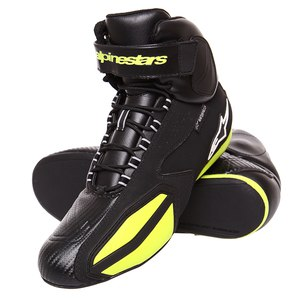 Baskets FASTER WATERPROOF  Black/yellow