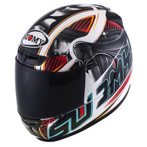 Casque APEX PIKE  Rouge