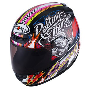 Casque Suomy Apex Rolling Thunder