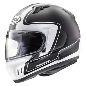 Casque RENEGADE-V - OUTLINE  Black