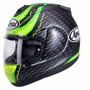 Casque Arai Rx7-v Crutchlow Yellow