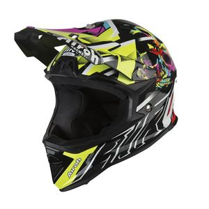 Casque cross ARCHER - MISTERY GLOSS  Multicolore
