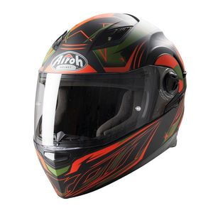 Casque MOVEMENT MESH ORANGE MAT  Orange