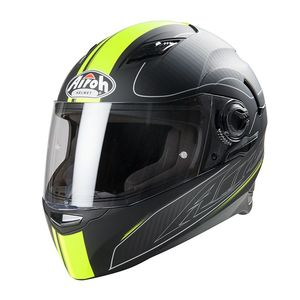 Casque Airoh Destockage Movement Far Yellow Matt