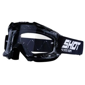 Masque cross ASSAULT BANDANA - BLACK 2021 Black