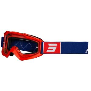 Masque cross Shot ASSAULT - SYMBOL - NAVY RED MATT 2021
