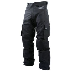 Pantalon enduro FORAY REVIVAL - BLACK 2019 Noir