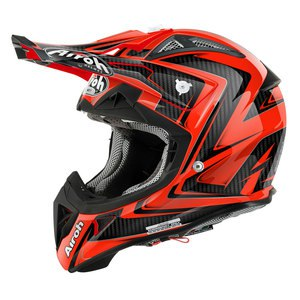 Casque cross AVIATOR 2.1 ARROW 2015 Orange
