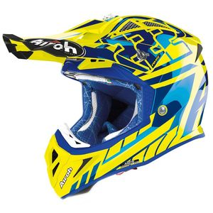 Casque cross AVIATOR 2.3 - REPLICA CAIROLI - AMSS 2020 Chrome