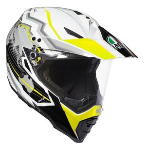 Casque Agv Ax-8 Dual Evo - Earth