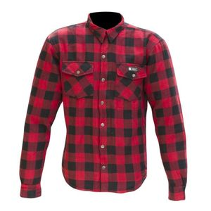 Chemise Merlin Axe Zip Up Shirt