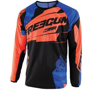 Maillot cross DEVO KID - HERO- NEON ORANGE  Neon Orange