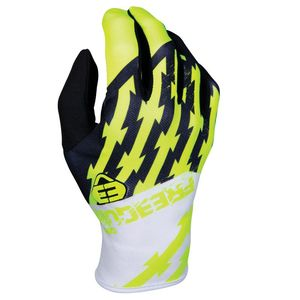 Gants cross DEVO KID - OUTLAW - NEON YELLOW  Neon Yellow