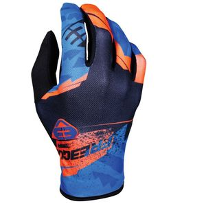 Gants cross DEVO KID - HERO - NEON ORANGE  Neon Orange
