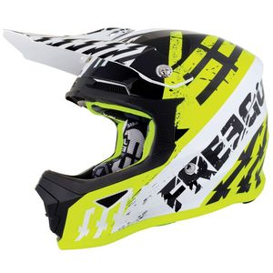 Casque cross XP4 - OUTLAW - YELLOW GLOSSY 2019 Jaune