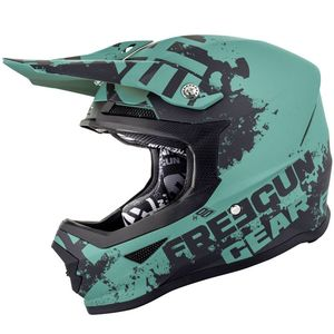 Casque cross XP4 - FOG - KAKI MATT 2019 Kaki Matt