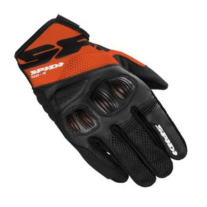 Gants FLASH R EVO  Noir/Orange