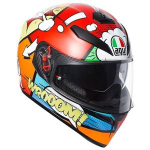 Casque K-3 SV - BALLOON  Multicolore