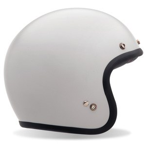 Casque CUSTOM 500 - VINTAGE  Blanc