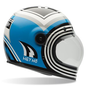 Casque BULLITT - BARN FRESH HEY HO  Bleu