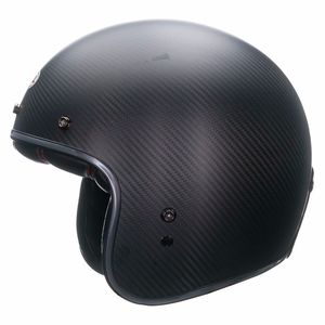 Casque CUSTOM 500 CARBON - SOLID  Carbone mat
