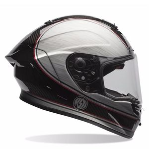 Casque RACE STAR - RSD CHIEF  Noir/Gris
