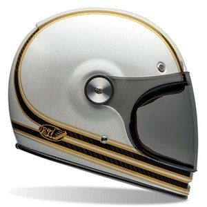 Casque BULLITT CARBON - RSD MOJO  Blanc/Or