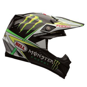 Casque cross MOTO-9 CARBON FLEX - PRO CIRCUIT REPLICA - 2017 Noir/Vert