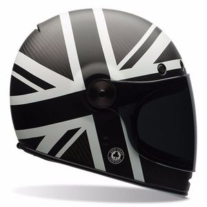 Casque BULLITT CARBON - ACE BLACK JACK  Noir
