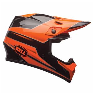 Casque cross MX-9 MIPS - STRYKER ORANGE - 2017 Orange