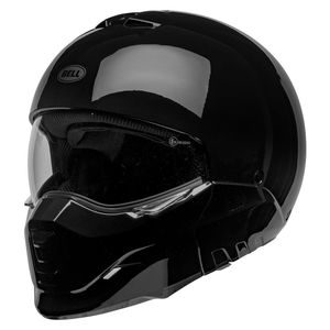 Casque BROOZER - BLACK GLOSSY  Black
