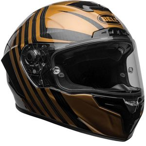 Casque RACE STAR FLEX DLX - GOLD  Carbon/Gold
