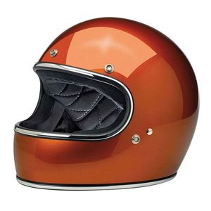 Casque GRINGO - GLOSS - CHROME  Copper