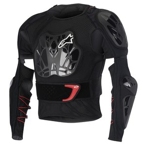 Gilet BIONIC TECH 2018 Black/White/Red