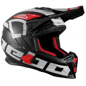 Casque cross FACTOR BLACK 2020 Noir