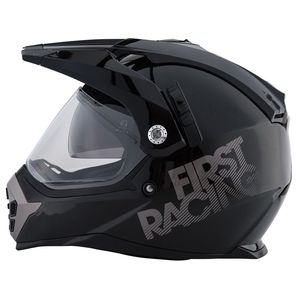 Casque First Racing Stroke