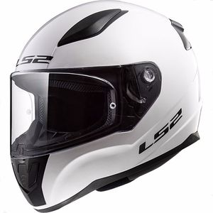 Casque FF353J - RAPID MINI SOLID ENFANT  White