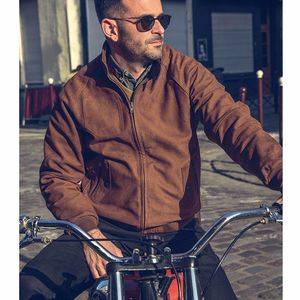 Blouson STEVE  Light brown
