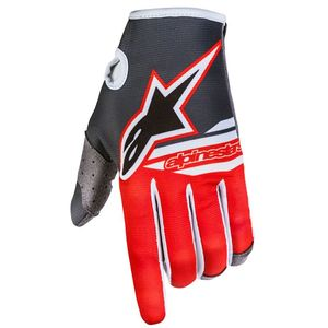 Gants cross RADAR BOMBER RED ANTHRACITE WHITE - LIMITED EDITION  2017 Red/White