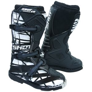 Bottes Cross Shot K10 2.0 - Kid - Black Pattern 2019