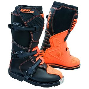 Bottes Cross Shot K10 2.0 - Kid - Neon Orange 2019